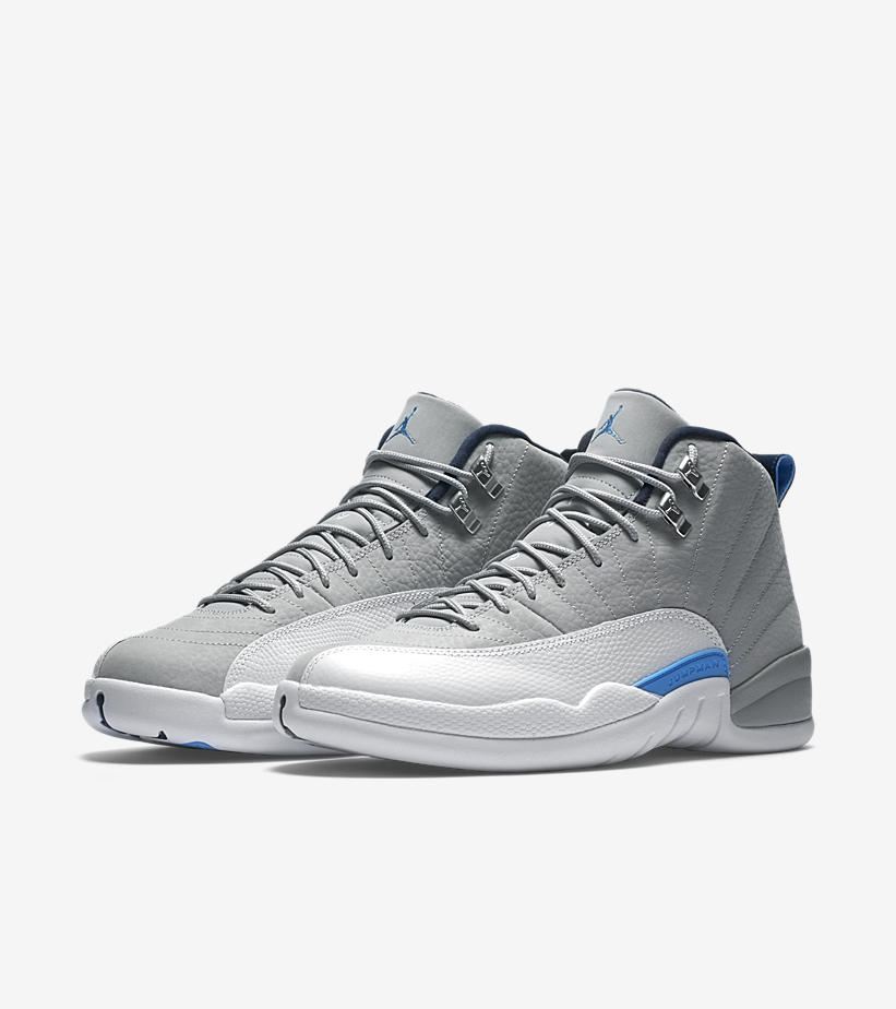 Air Jordan XII Retro Wolf Grey