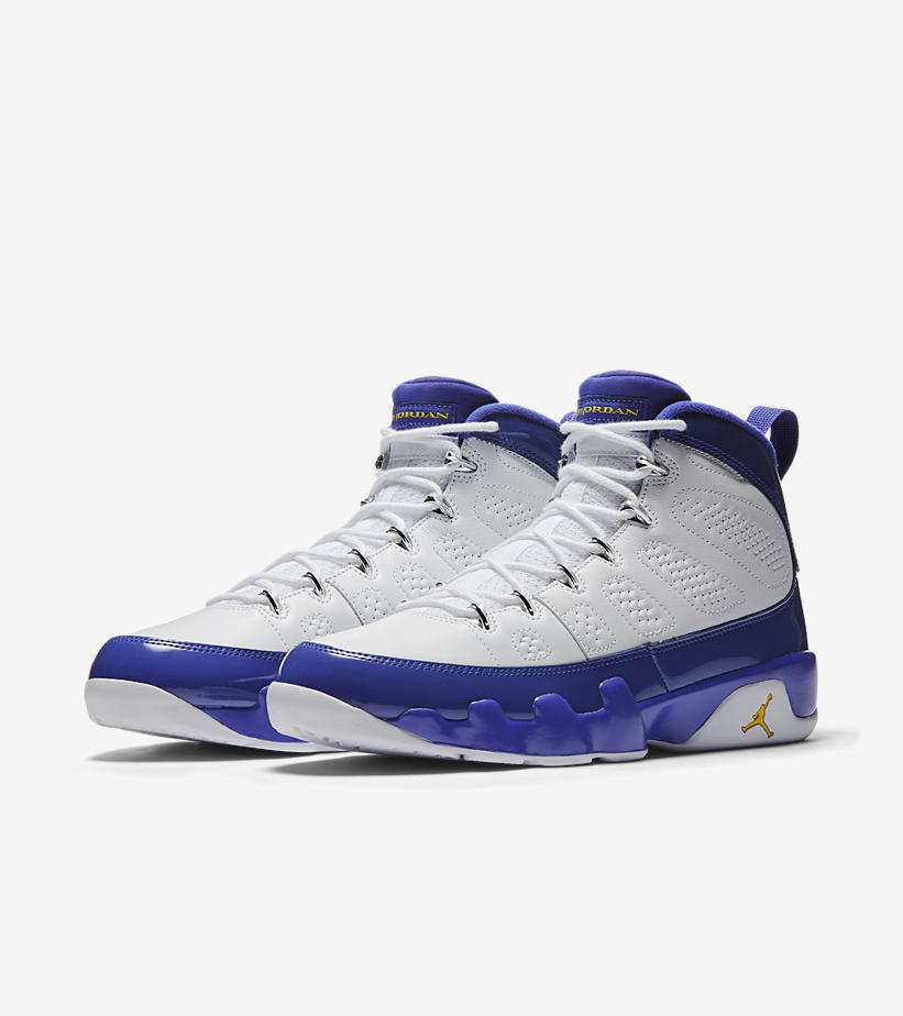 Air Jordan 9 Retro Tour Yellow