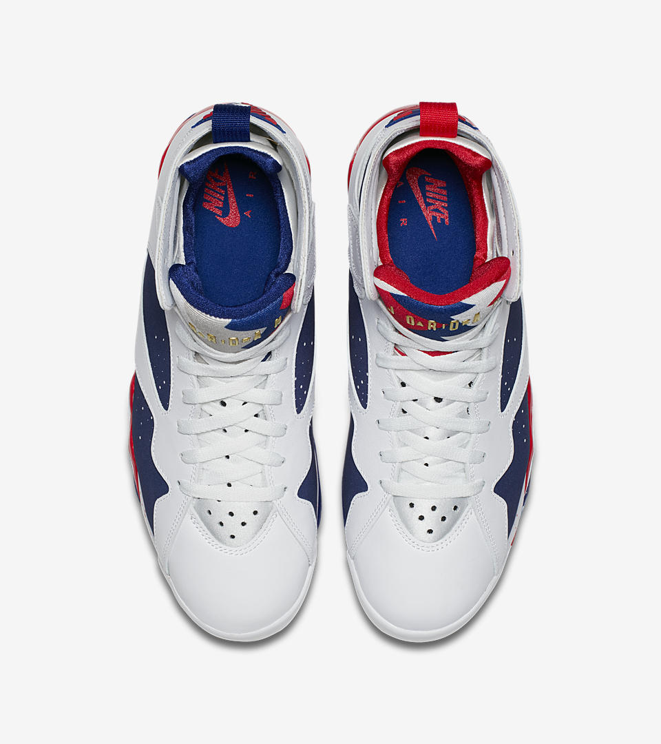 353119d3ac9 Air Jordan 7 Retro Olympic