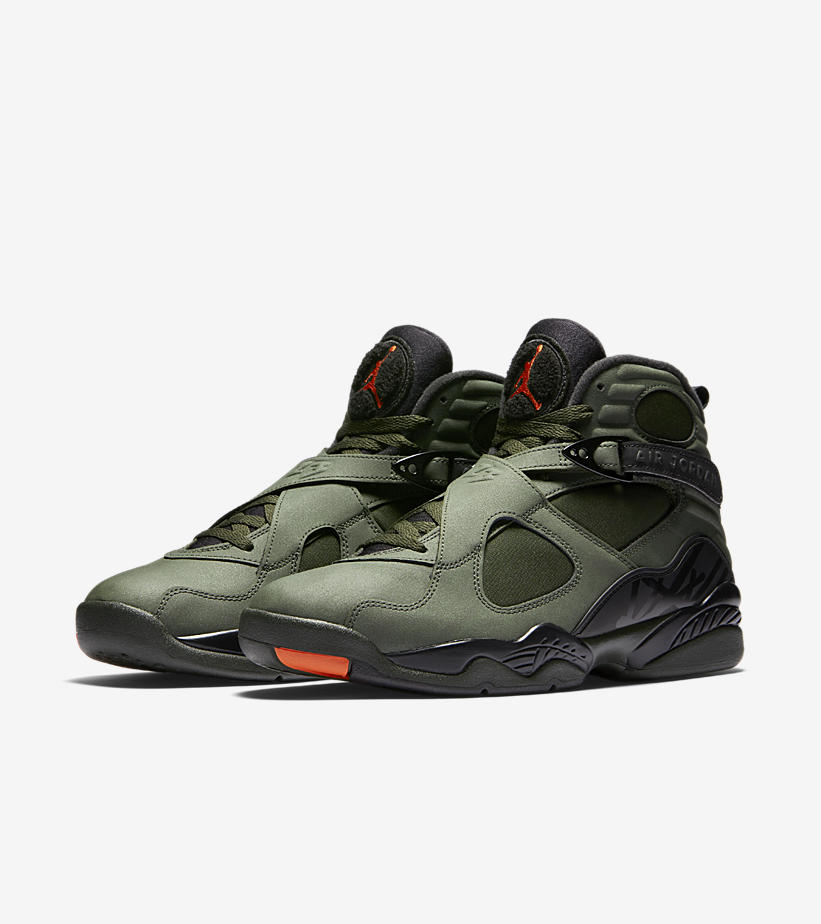 Air Jordan 8 Retro Take Flight