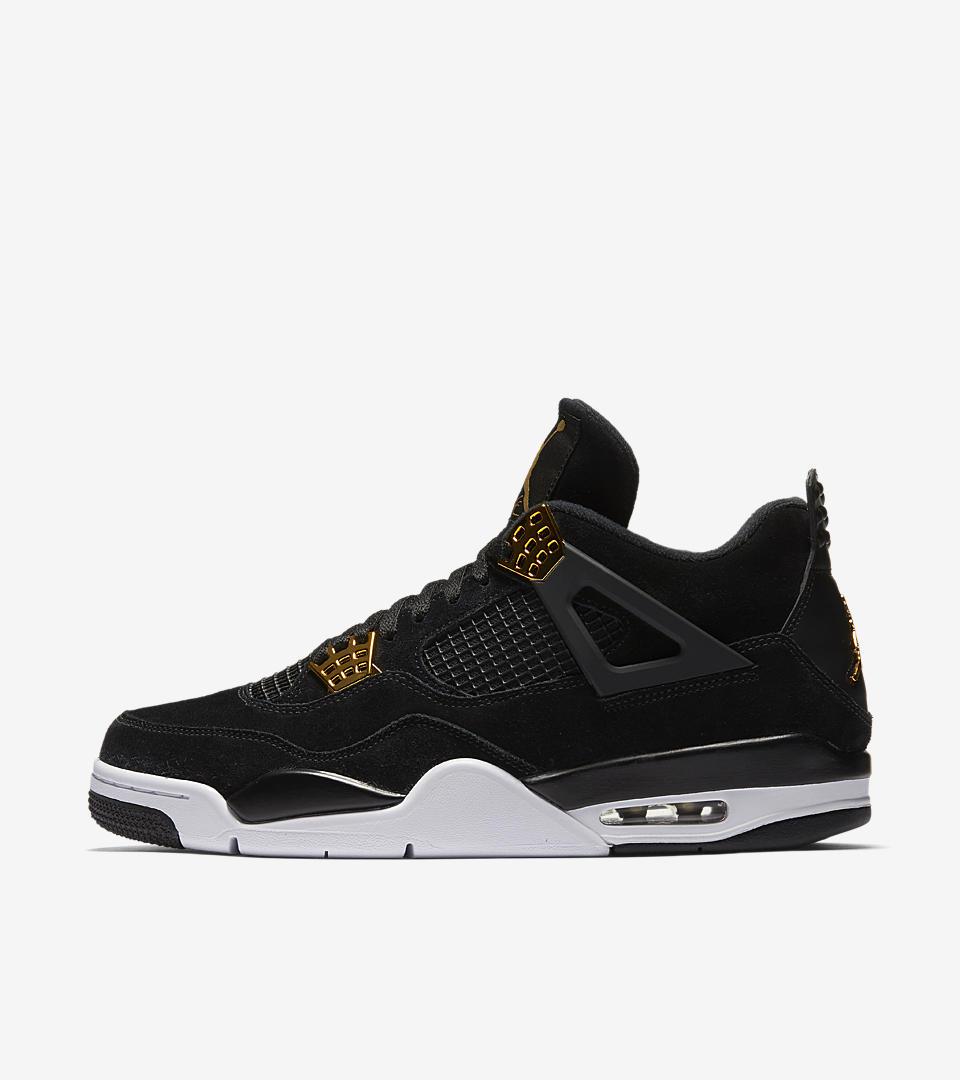 Nike Jordan 4 Black