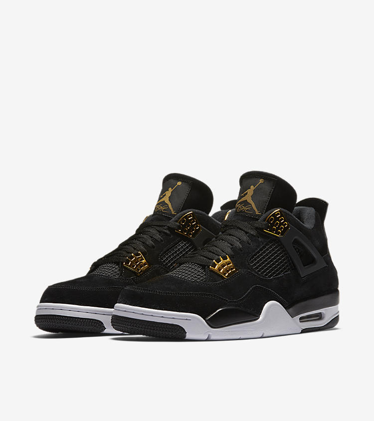 air jordan 4 retro 39 royalty 39 nike snkrs. Black Bedroom Furniture Sets. Home Design Ideas