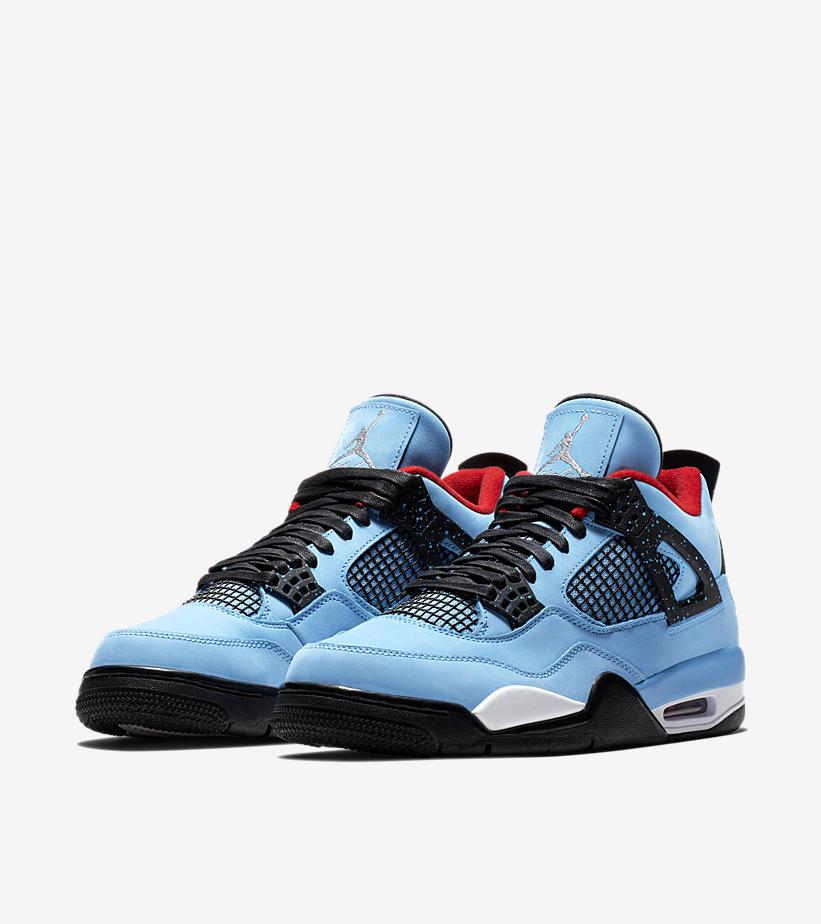 3bab38f98ea2 Air Jordan 4 Retro Travis Scott
