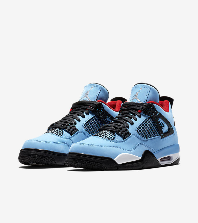 Air Jordan 4 Retro Travis Scott