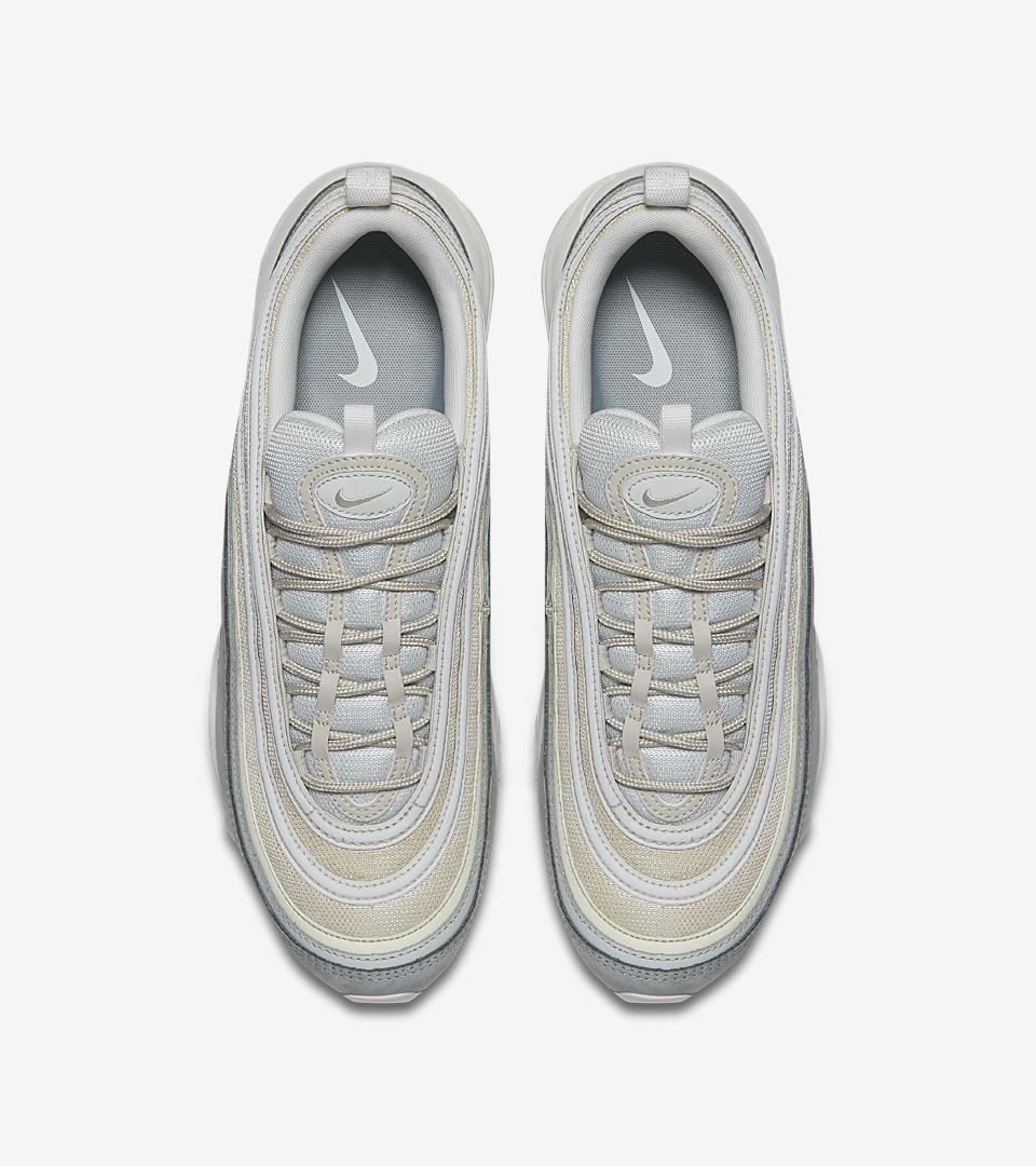Cheap Nike Air Max 97 Mens Silver Cladem