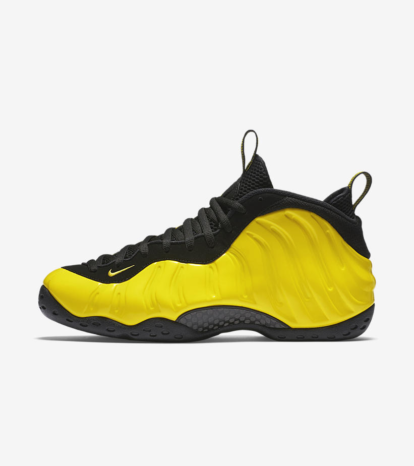 Nike Air Foamposite One 'Optic Yellow' Release Date. Nike ...