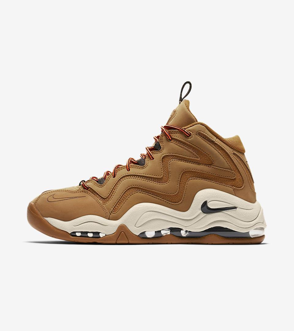 Nike Air Pippen Deset Ochre/ Velvet Brown