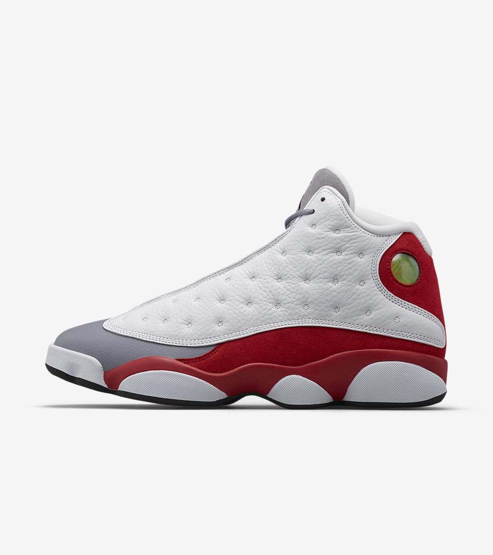 Air Jordan 13 Retro \'Cement Grey\' Release Date. Nike+ SNKRS