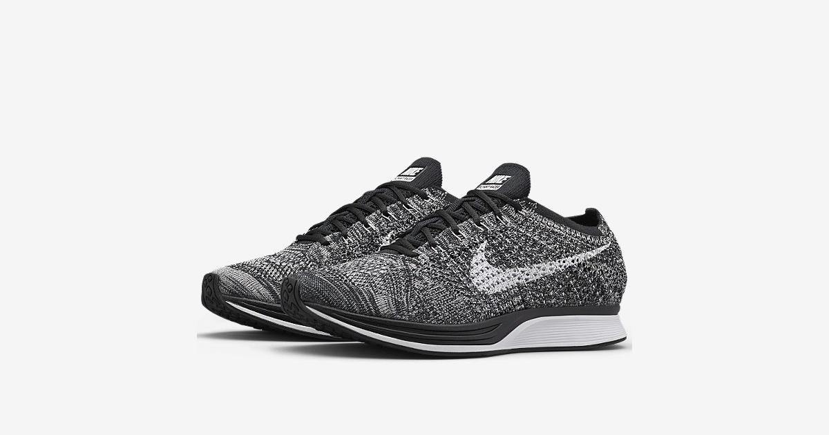 nike flyknit racer cookies cream release date. nikeu2060 snkrs