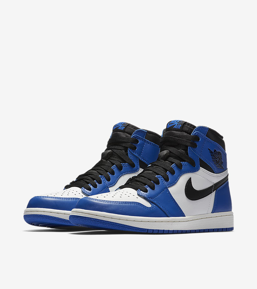 wholesale dealer ab579 0d22c Air Jordan 1 Retro High White Royal