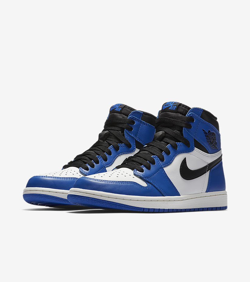 Air Jordan 1 Retro High White/Royal