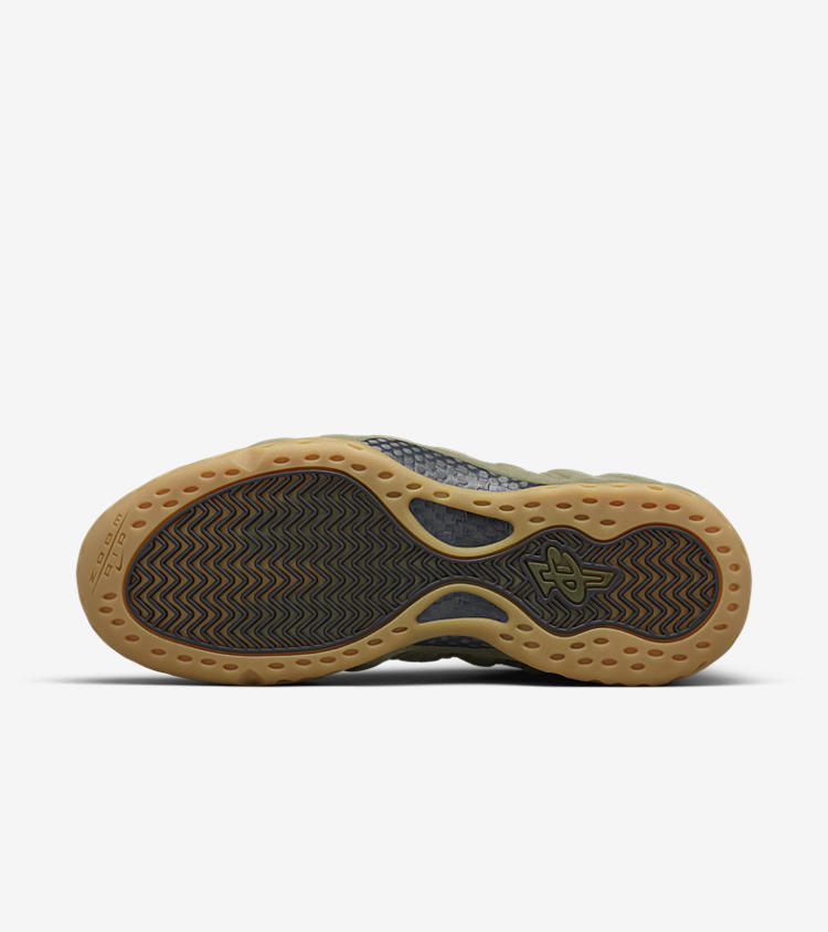 Nike Air Foamposite One 'Olive' Release Date. Nike+ SNKRS