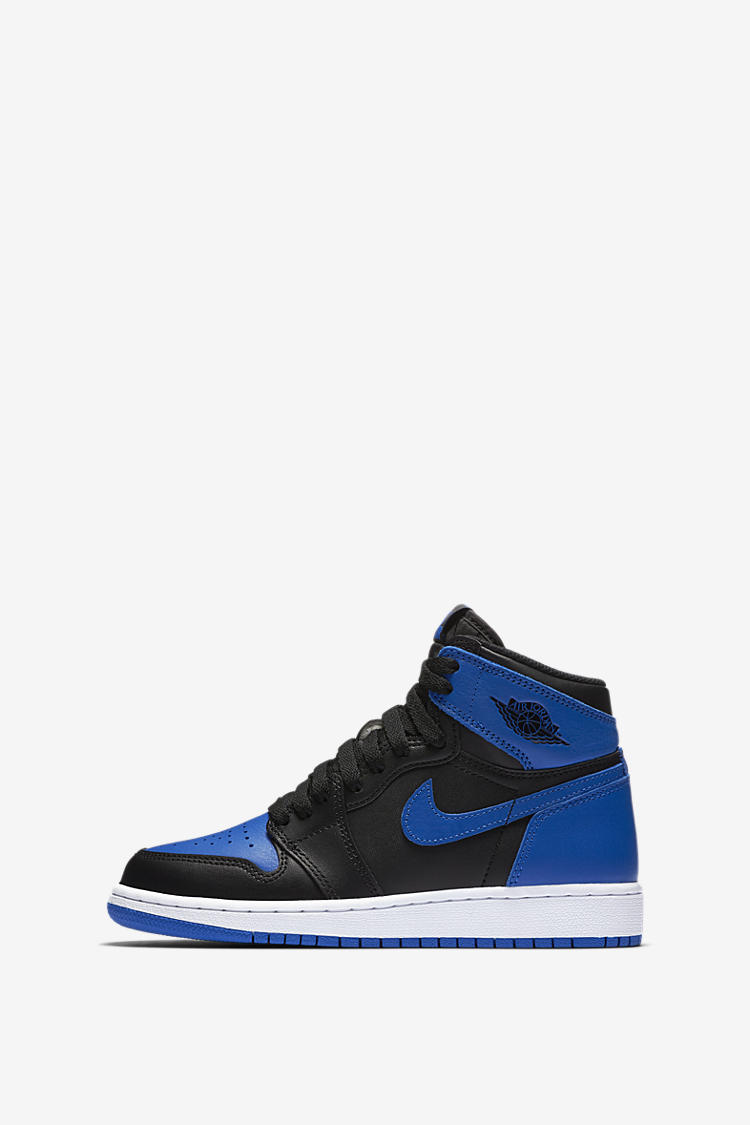 air jordan 1 retro 39 royal 39 nike snkrs. Black Bedroom Furniture Sets. Home Design Ideas