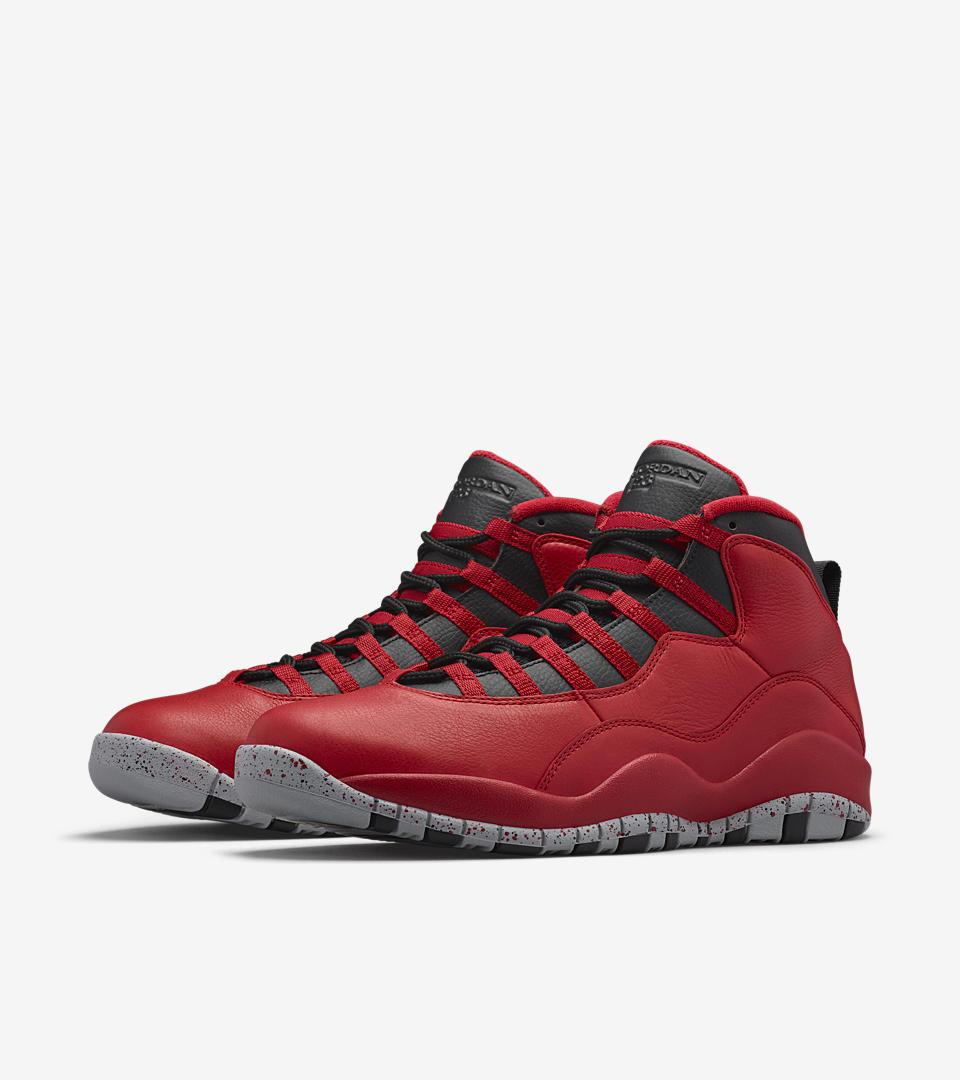 Jordan 10 Red