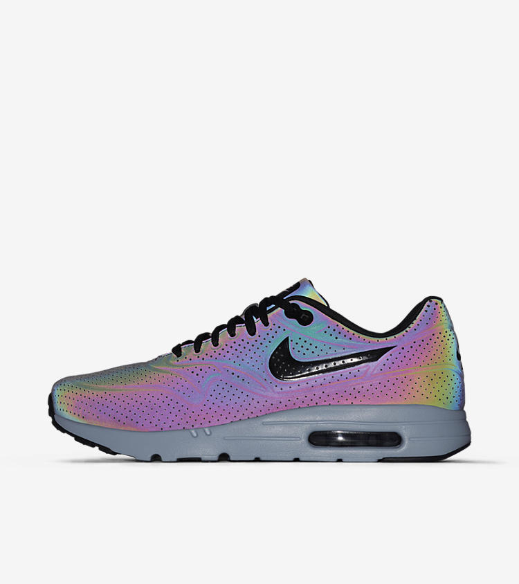 separation shoes 0d3dc 7ef37 nike air max 1 ultra moire rot schwarz sneakeroutlet