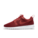 Nike Roshe One Knit Jacquard Mens Shoes - Gym Red