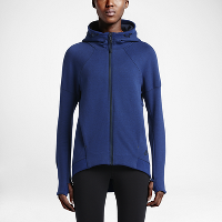 Nike Sportswear Tech Fleece Women's Hoodie in Blue, Heather, or Black