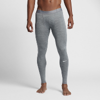 Nike Men's Pro Tights (Cool Grey/White)