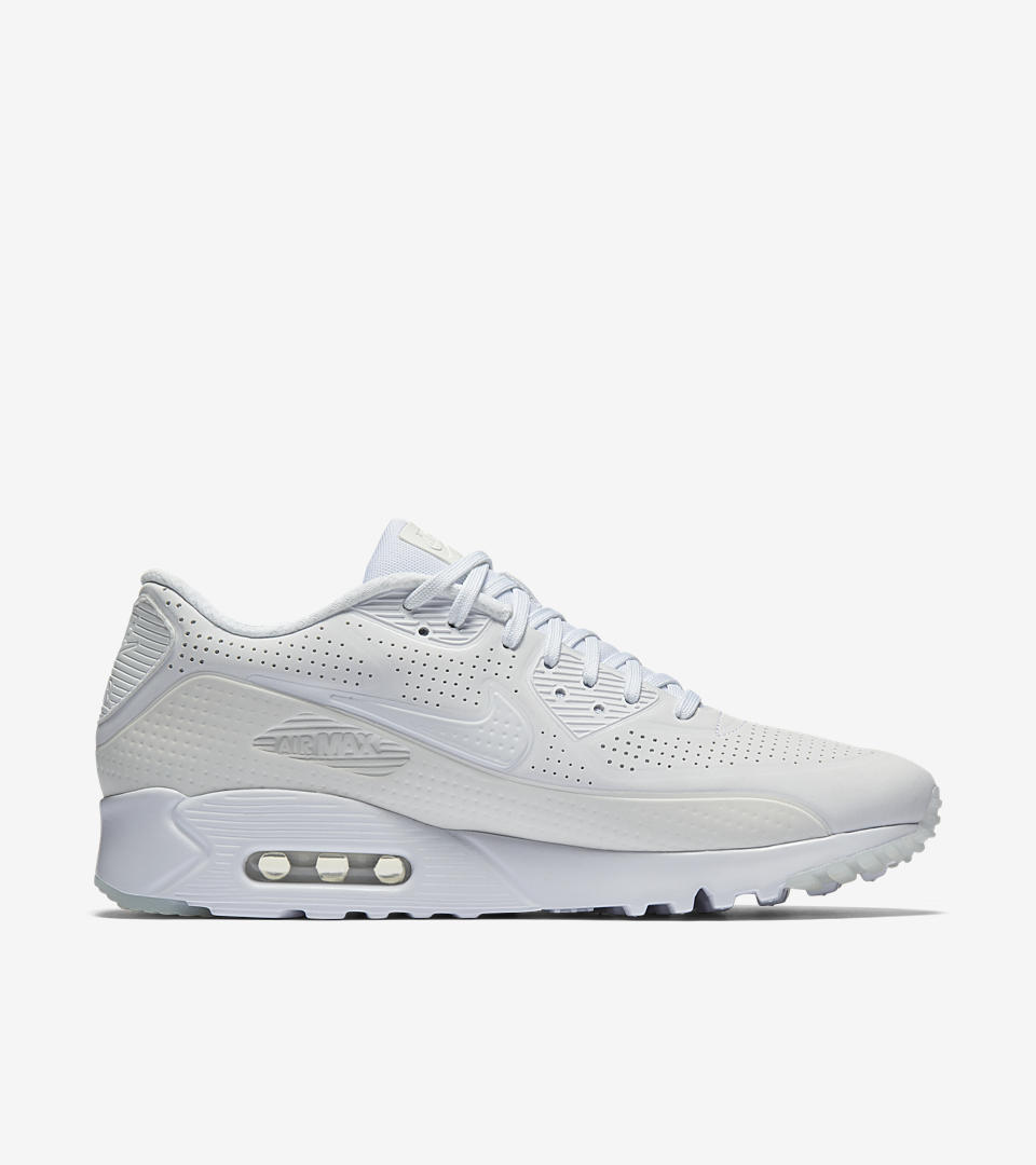 pretty nice 88bdd 622fd nike air max 1 ultra moire hasta white the sole supplier  air max 90 ultra  moire