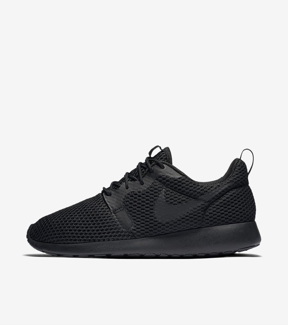 Nike ROSHE ONE BREATHE Noir qMqyPSs2V1