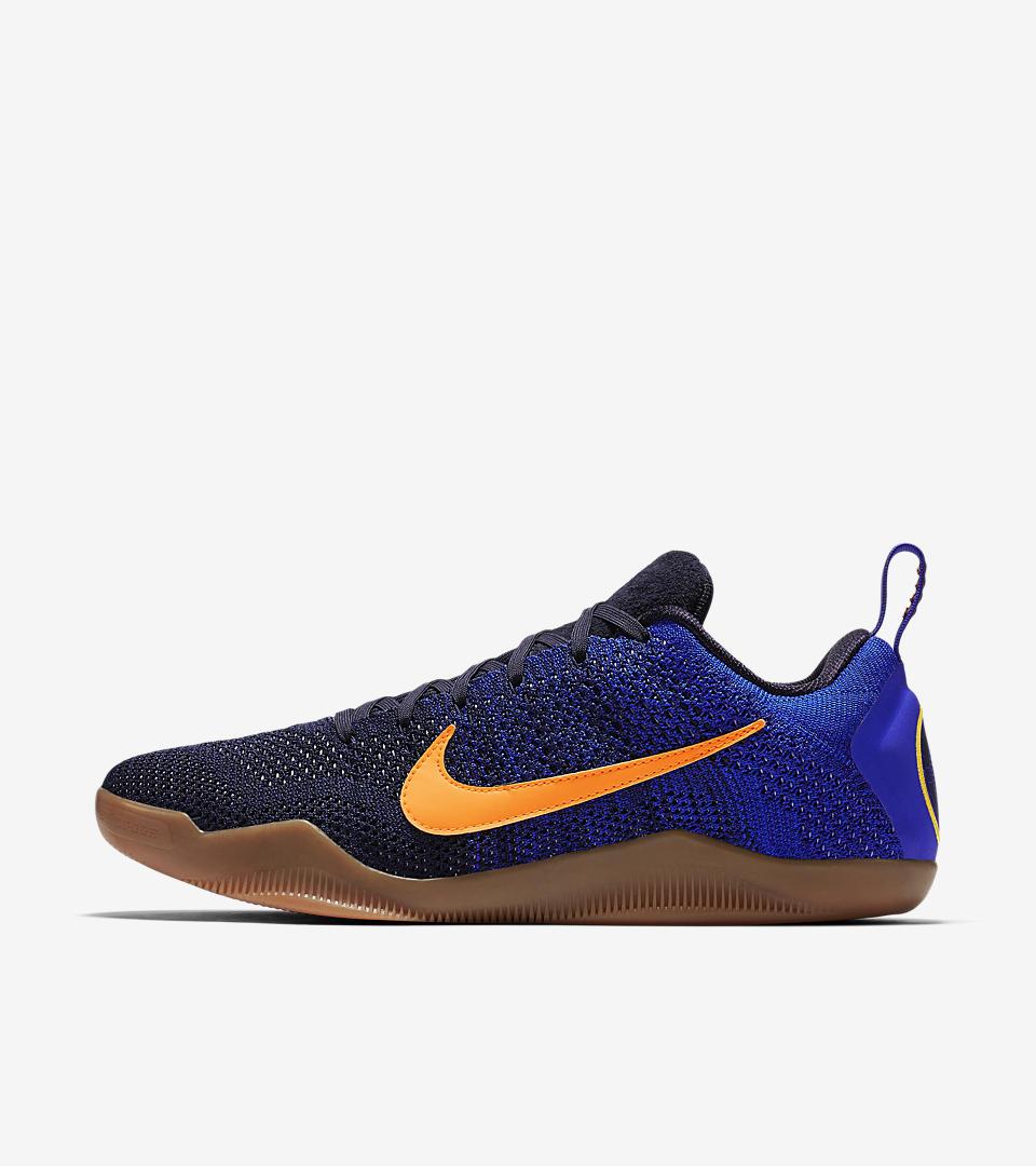 32a321cb6f52 ... College Navy University Red 1 Nike Kobe 11 Barcelona Release Date KOBE  XI ELITE LOW ...