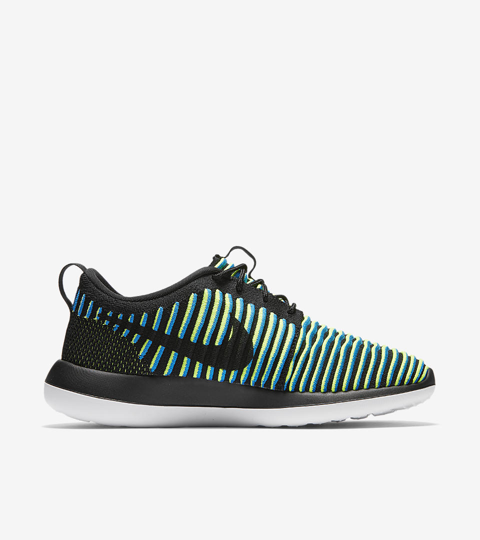 Nike Roshe Two Flyknit 365 2 men lifestyle shoes NEW bright crimson
