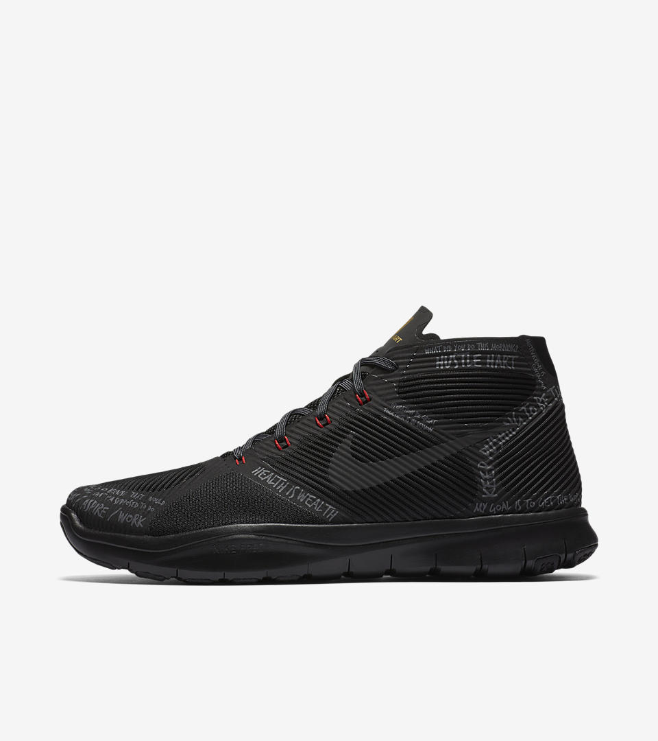 Men's Shoe Nike Free Train Instinct 'Hart' 848416-001