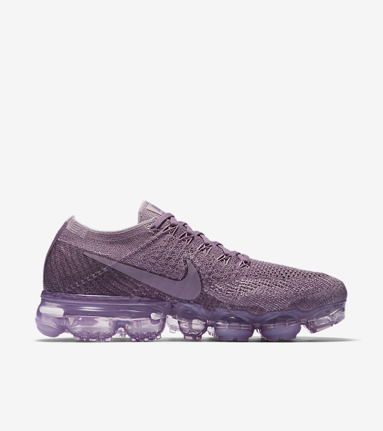 fd2a8bc2d401a NIKE Air VaporMax AIR 2017 Purple 677293-802 Women s Running Shoes ... WMNS AIR  VAPORMAX FLYKNIT .