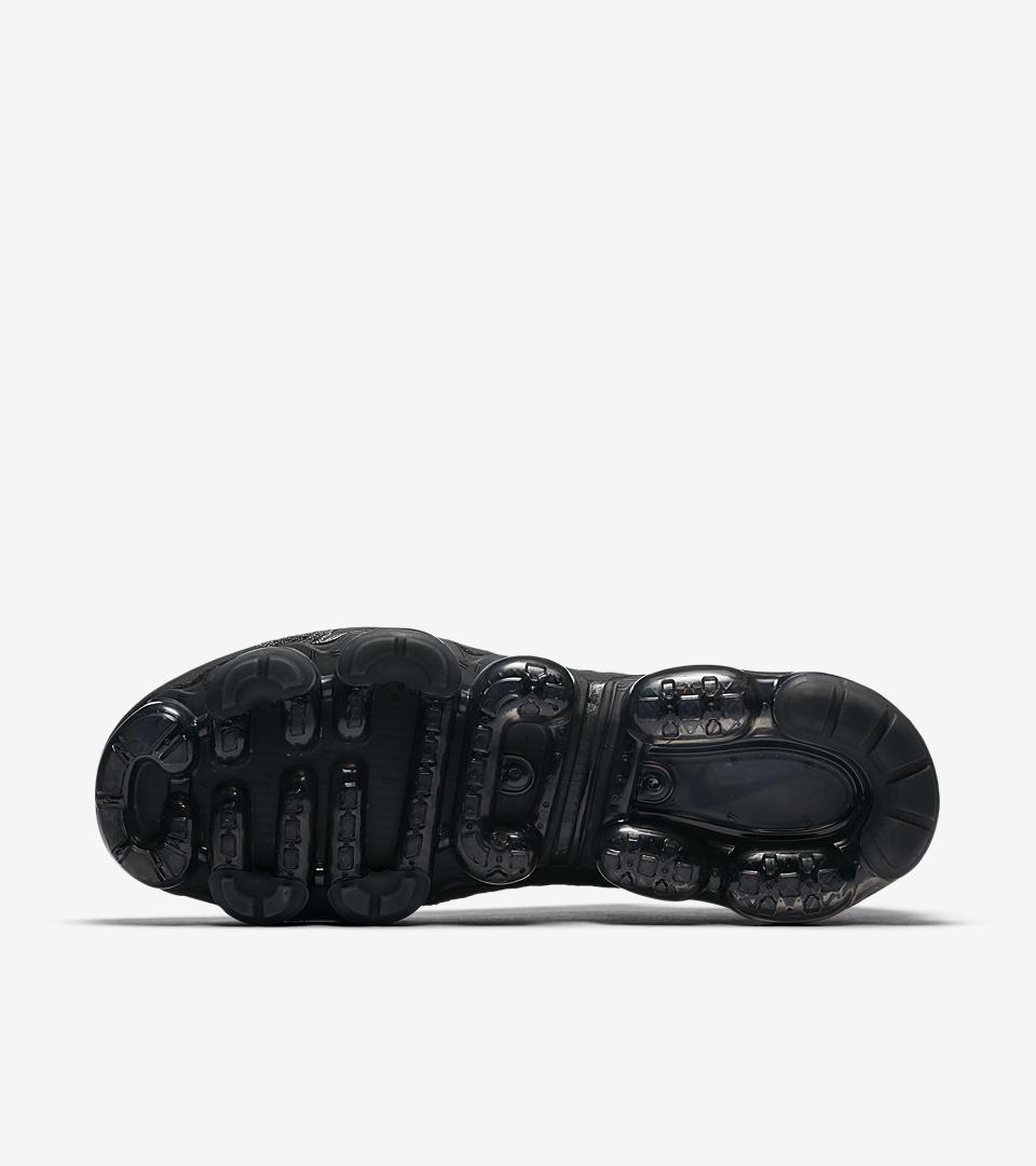 Nike Vapormax Black White Tick