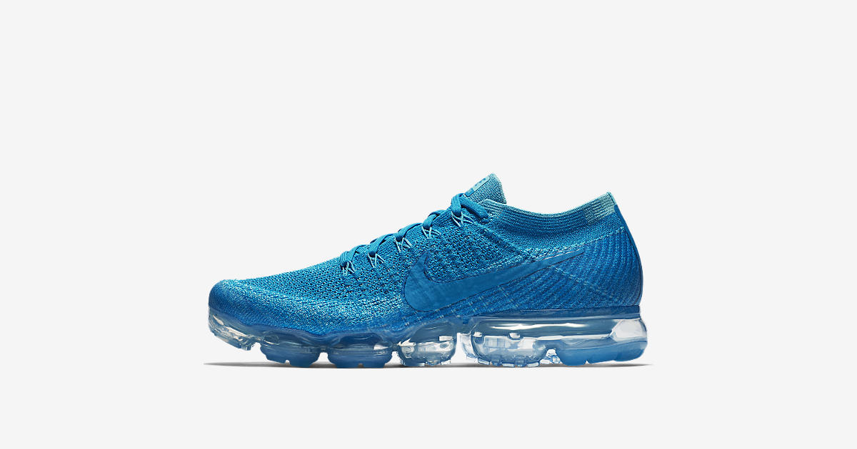 Nike Vapormax Blue Orbit
