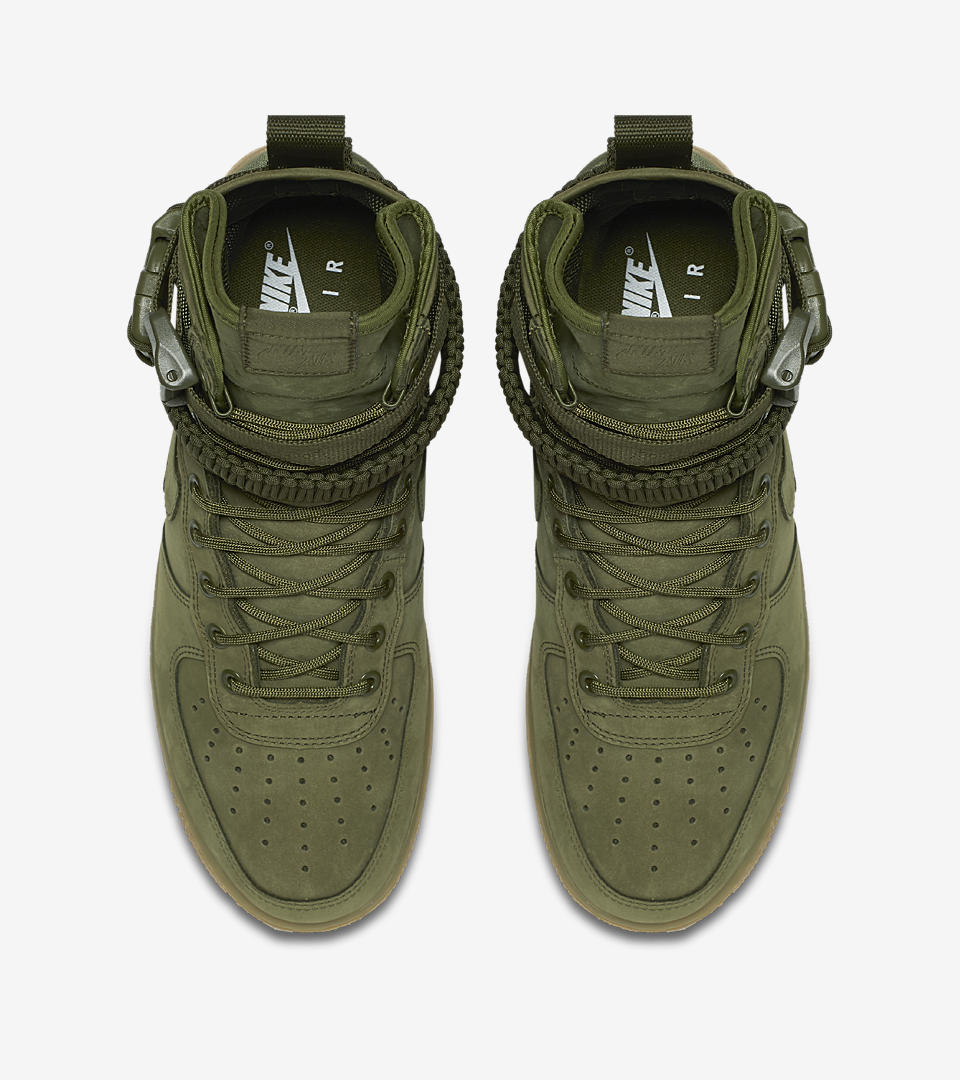 nike air force 1 special field olive