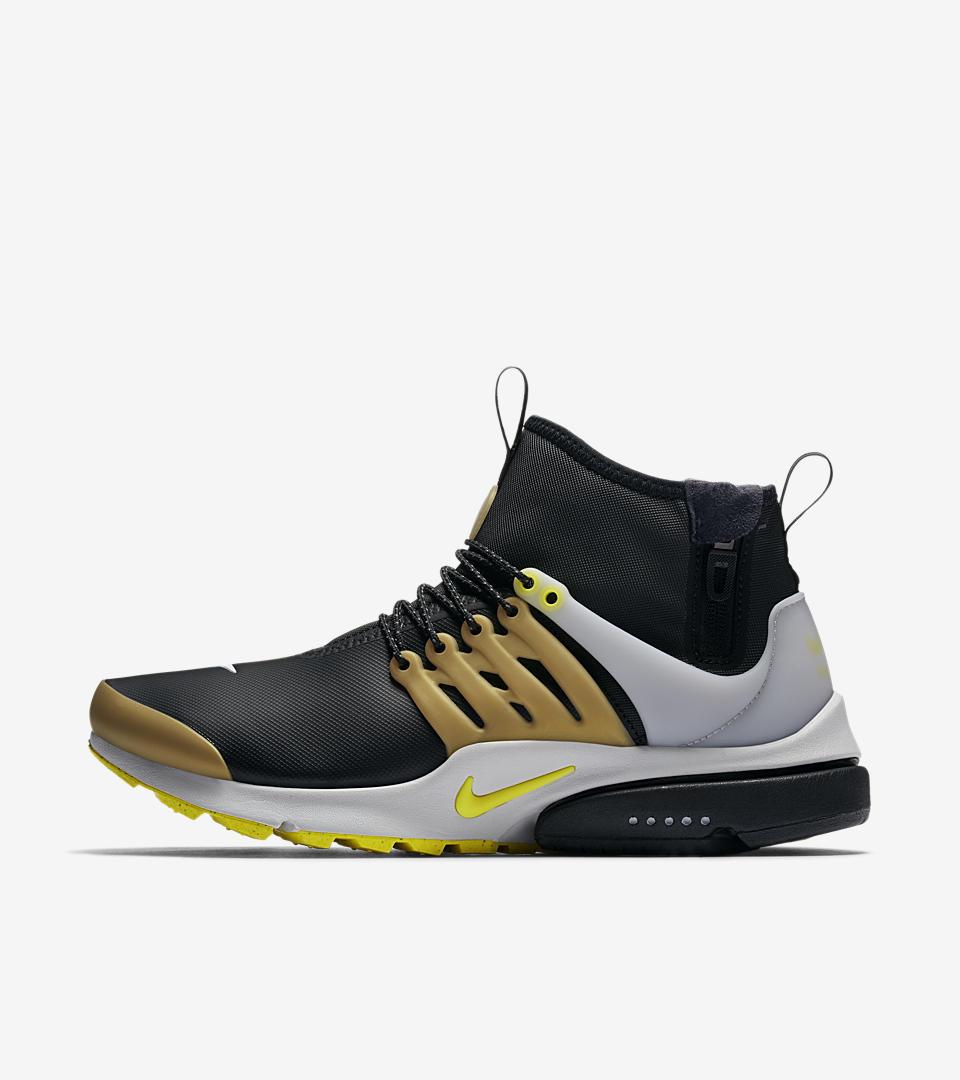 Nike Presto Gold