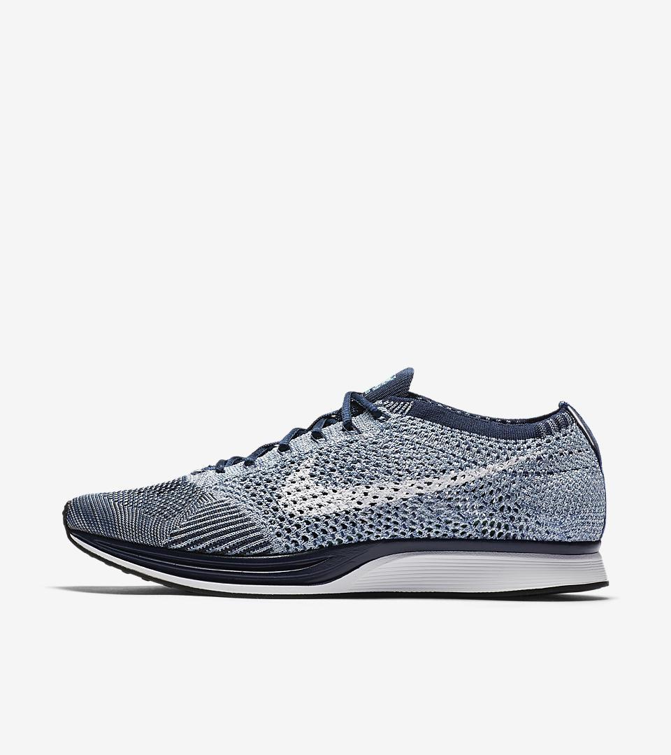 Nike Flyknit Blue