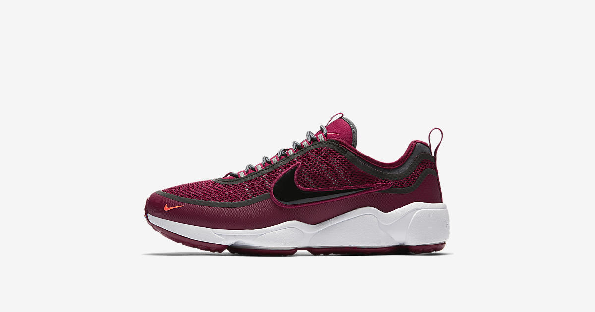 nike air zoom spiridon ultra team red nike launch fr. Black Bedroom Furniture Sets. Home Design Ideas