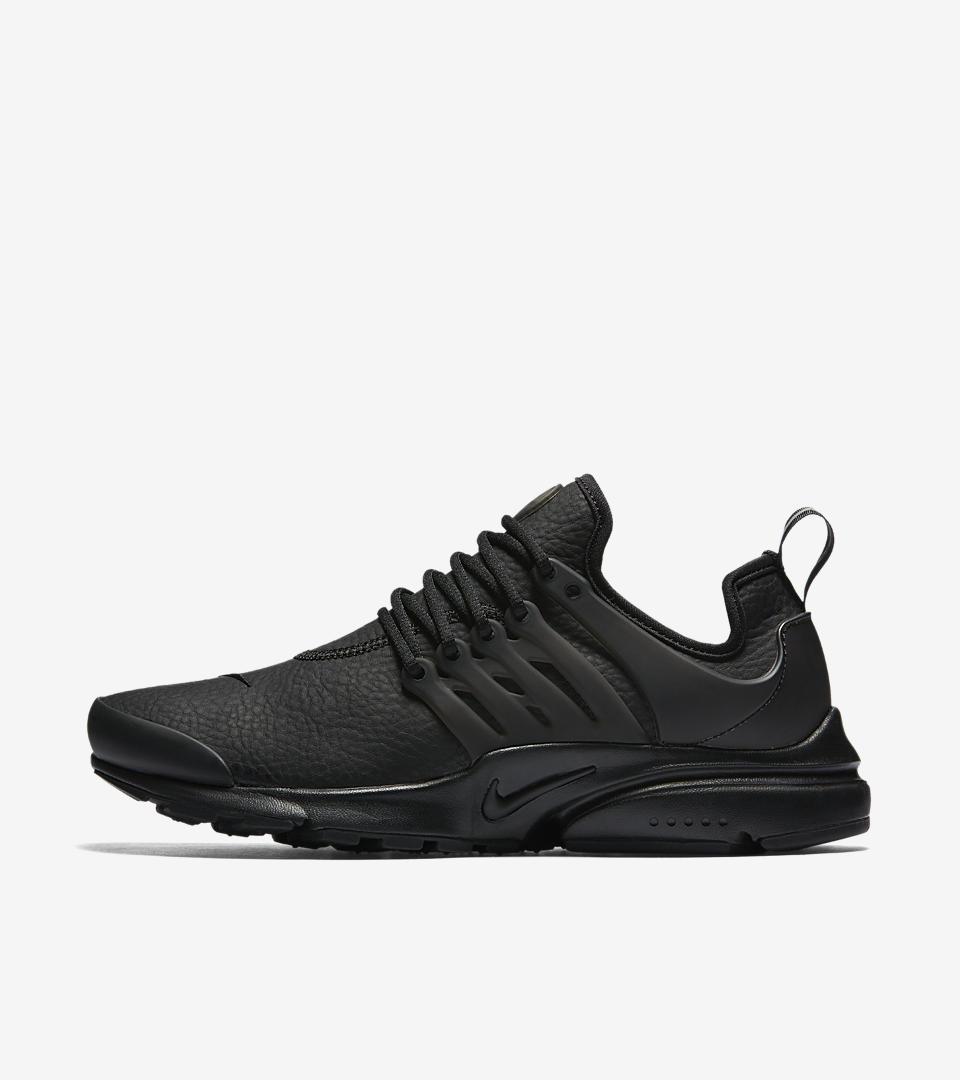Nike Air Presto Women's Shoe Black RW6092792