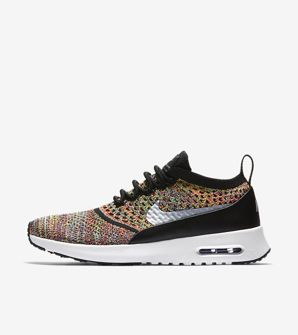 Cheap Nike air max thea black anthracite Fitpacking