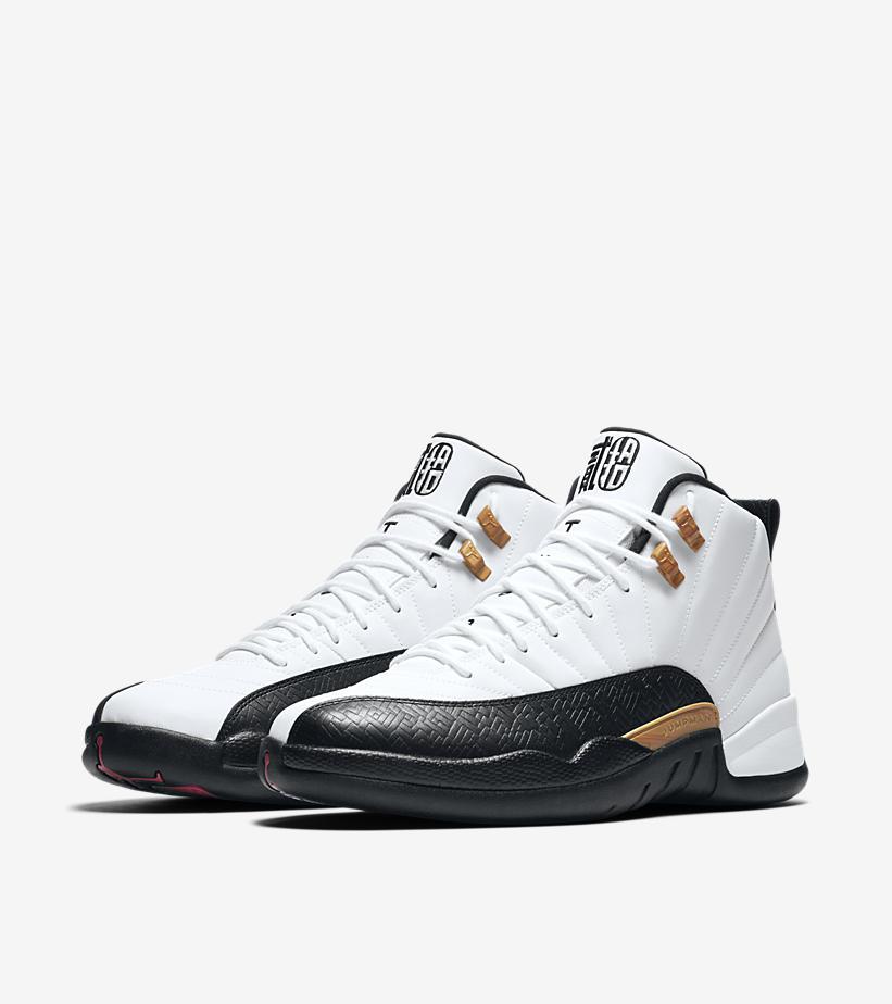 reputable site 883f6 1b623 Air Jordan 12 Retro CNY