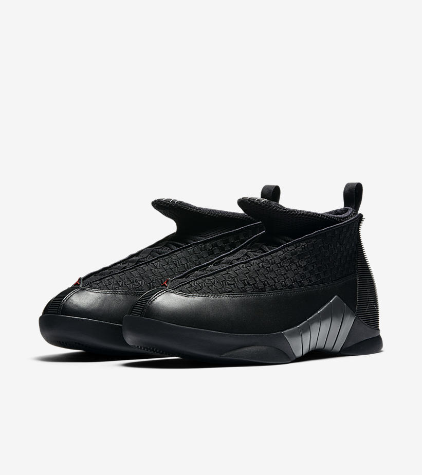 Air Jordan 15 Retro OG Stealth