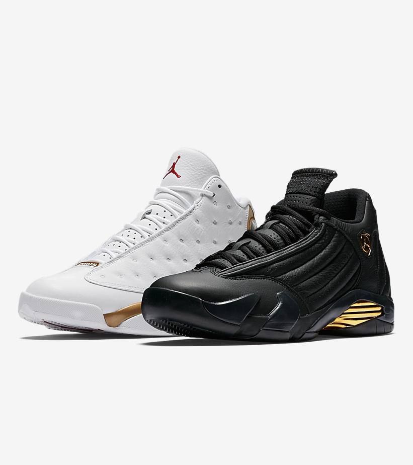 AIR JORDAN FINALS PACK XIII/XIV Defining Moments Pack