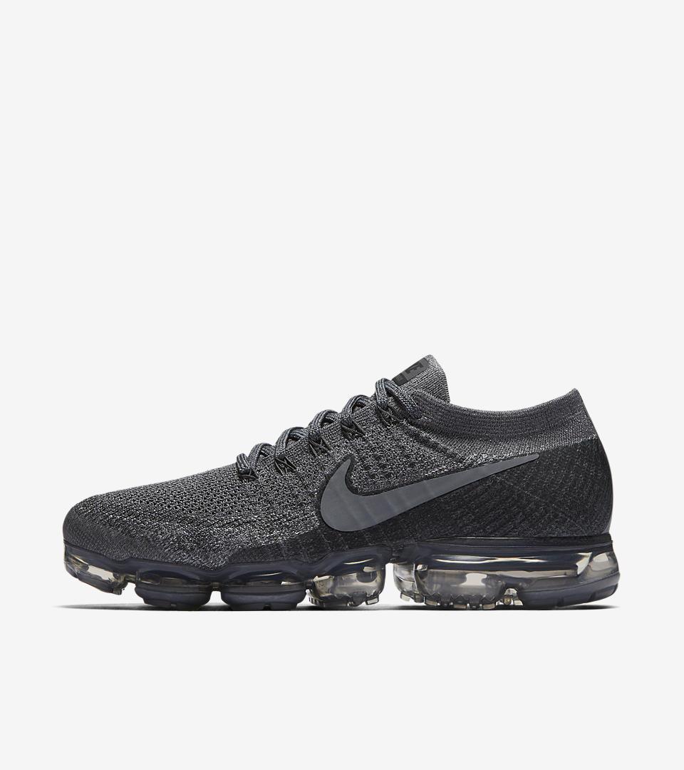 Nike Vapormax Grey Black