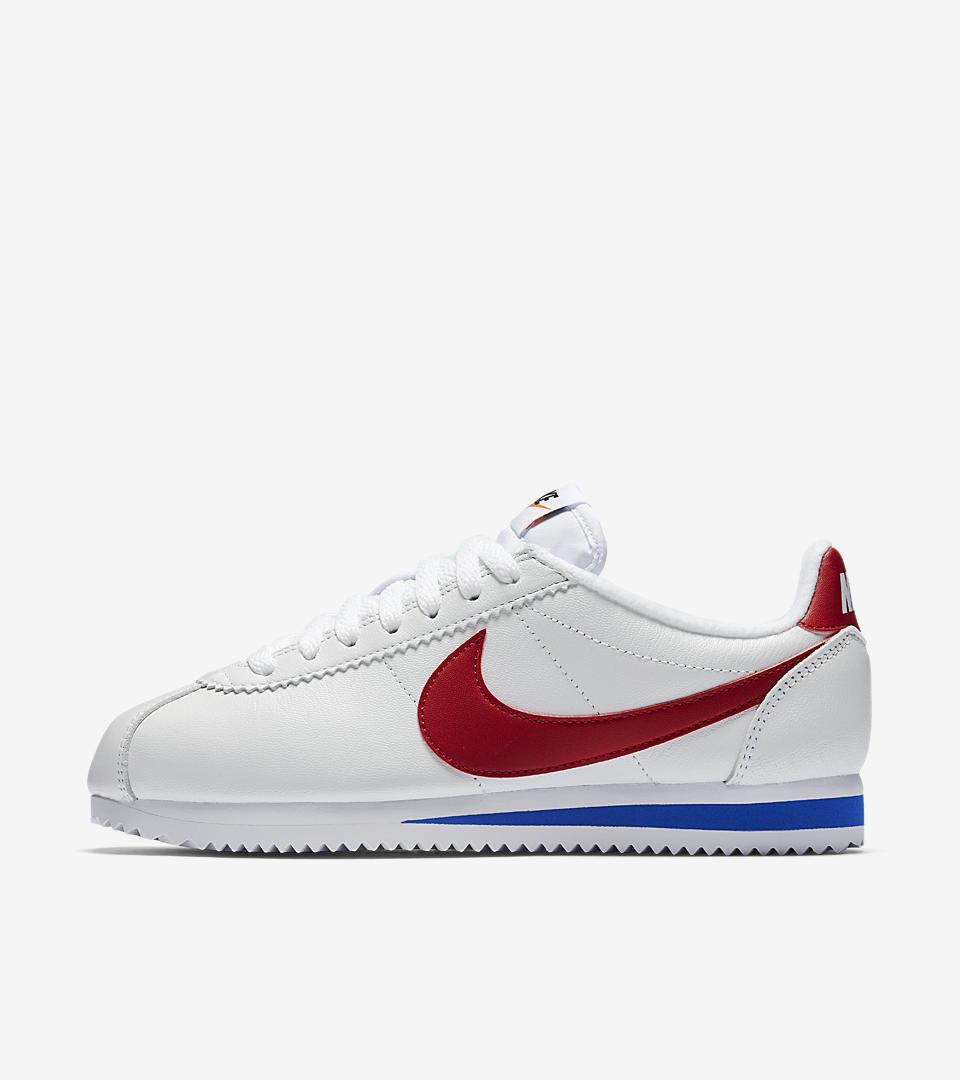 8a6254ef6b6d Nike Cortez Red White Blue saiz.co.uk