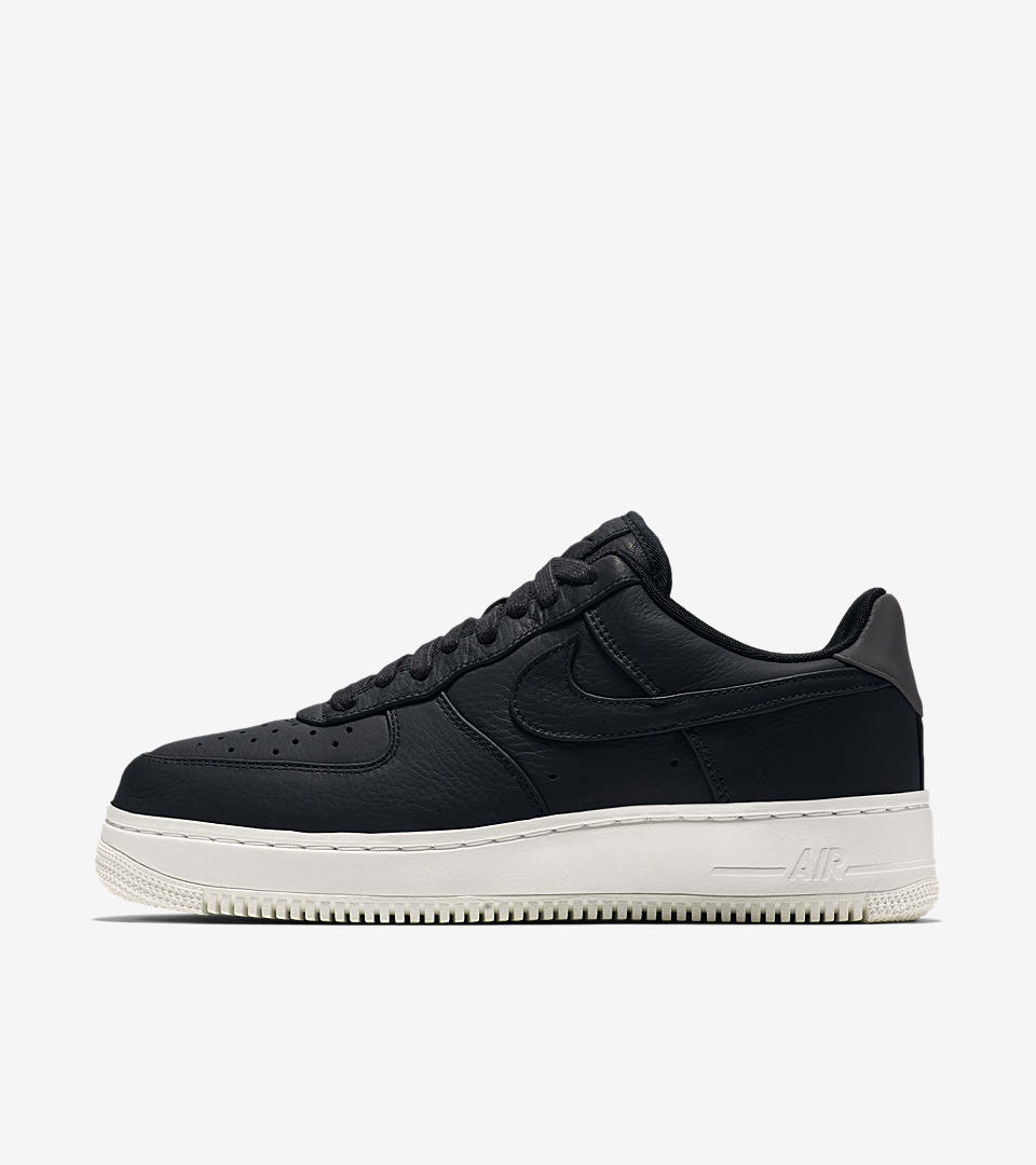 NikeLab Air Force 1 Low Mens Black
