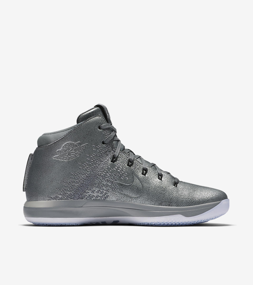 finest selection 230cf 1a4fb ... Air Jordan XXXI Battle Grey Release Date.