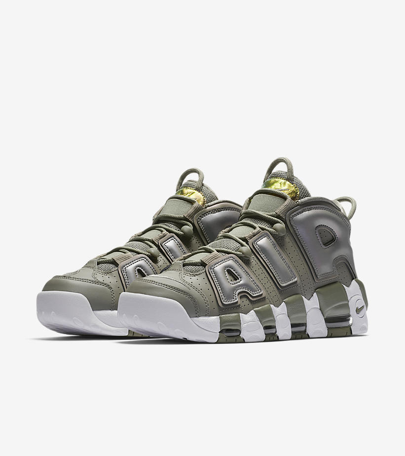 Air More Uptempo Dark Stucco