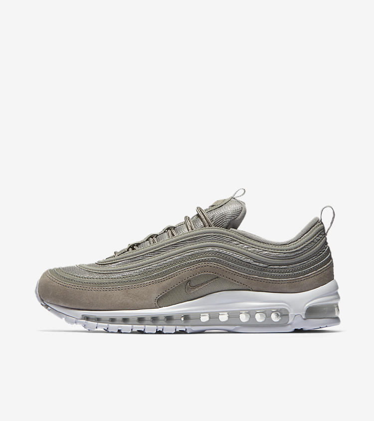 nike air max 97 39 cobblestone 39 release date nike launch gb. Black Bedroom Furniture Sets. Home Design Ideas