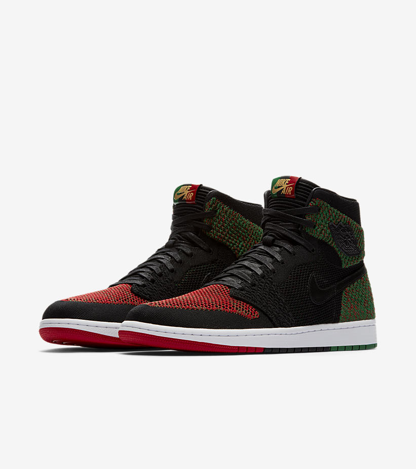 Air Jordan 1 Retro High Flyknit BHM