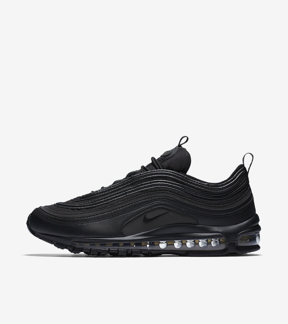 Cheap Nike Air Max 97 Undefeated Black for sale in Rosemead, CA