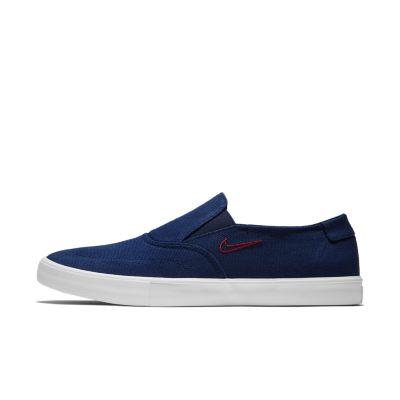 Nike SB Portmore II Solarsoft Slip-on Blue