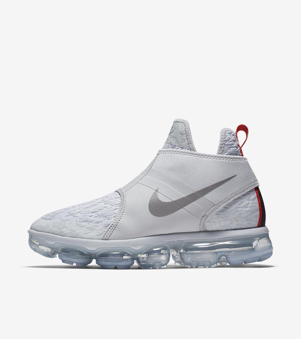 Nike Air Vapormax Chukka Slip Pure Platinum