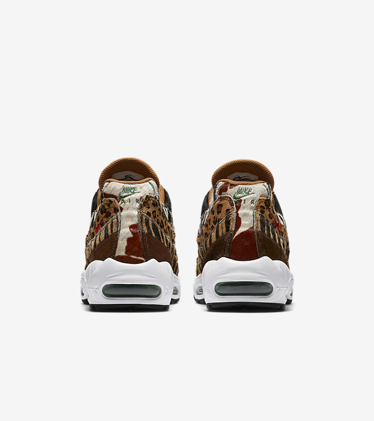 nike air max 95 atmos animal pack 2018 release date
